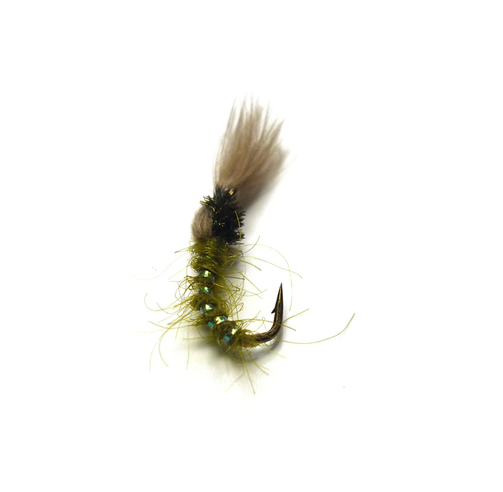 Olive-Shuttlecock-Buzzer